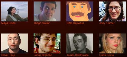 Hothouse participants