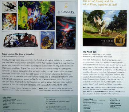 LucasArts and Bolt