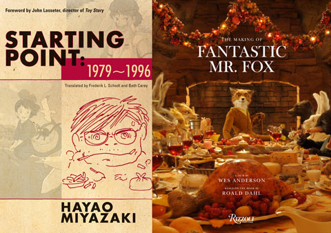 Starting Point and Fantastic Mr. Fox