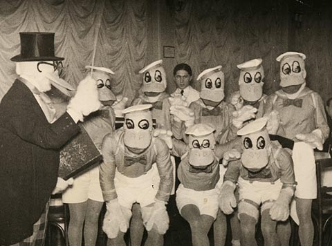 Donald Ducks