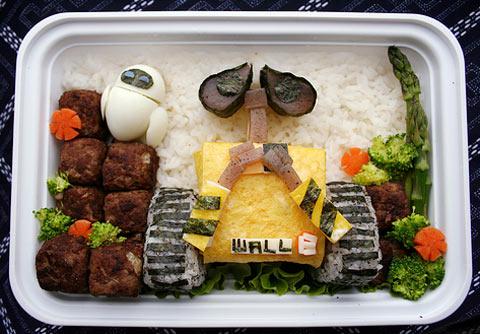 Wall-E Sushi