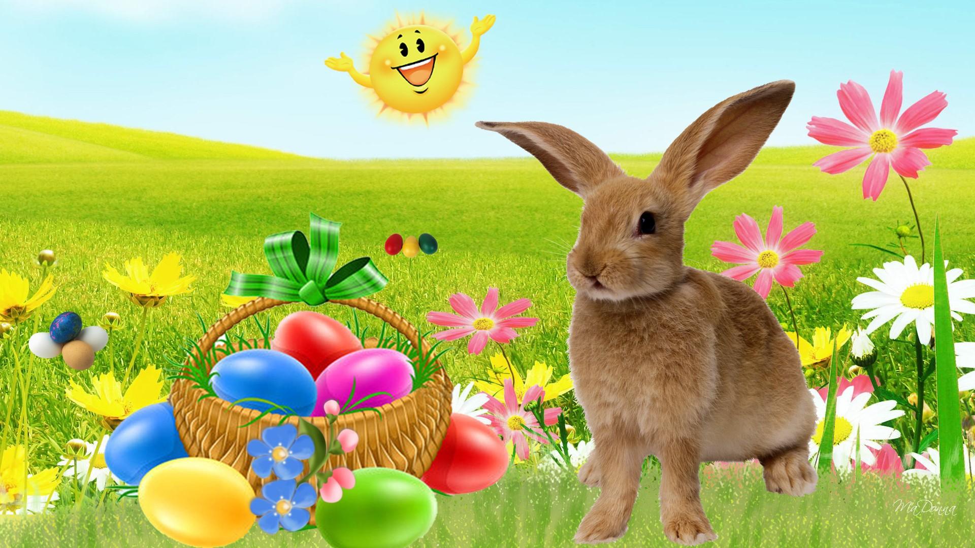 Nechar Wallpaper 3d 35 Happy Easter Desktop Wallpaper Hd For Free
