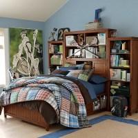 45 Creative Teen Boy Bedroom Ideas - Cartoon District