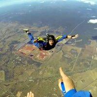 Ohnmacht beim Fallschirmspringen
