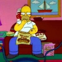 Naschen wie Homer