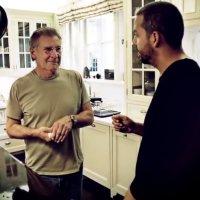 David Blaine zaubert bei Harrison Ford zu Hause
