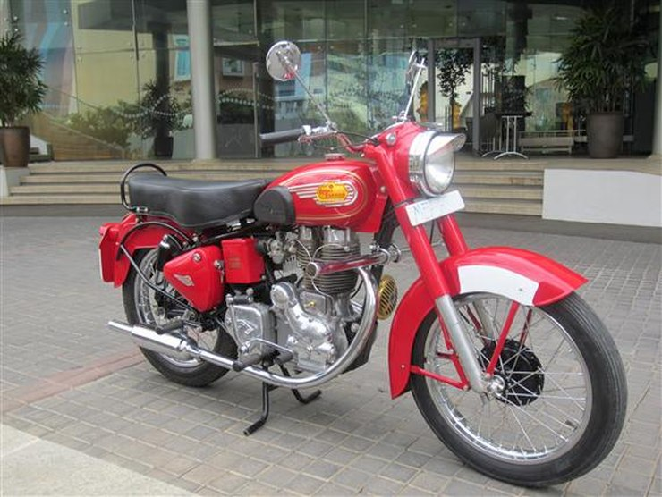 Unforgettable Indian Motorcycles From The 1970s
