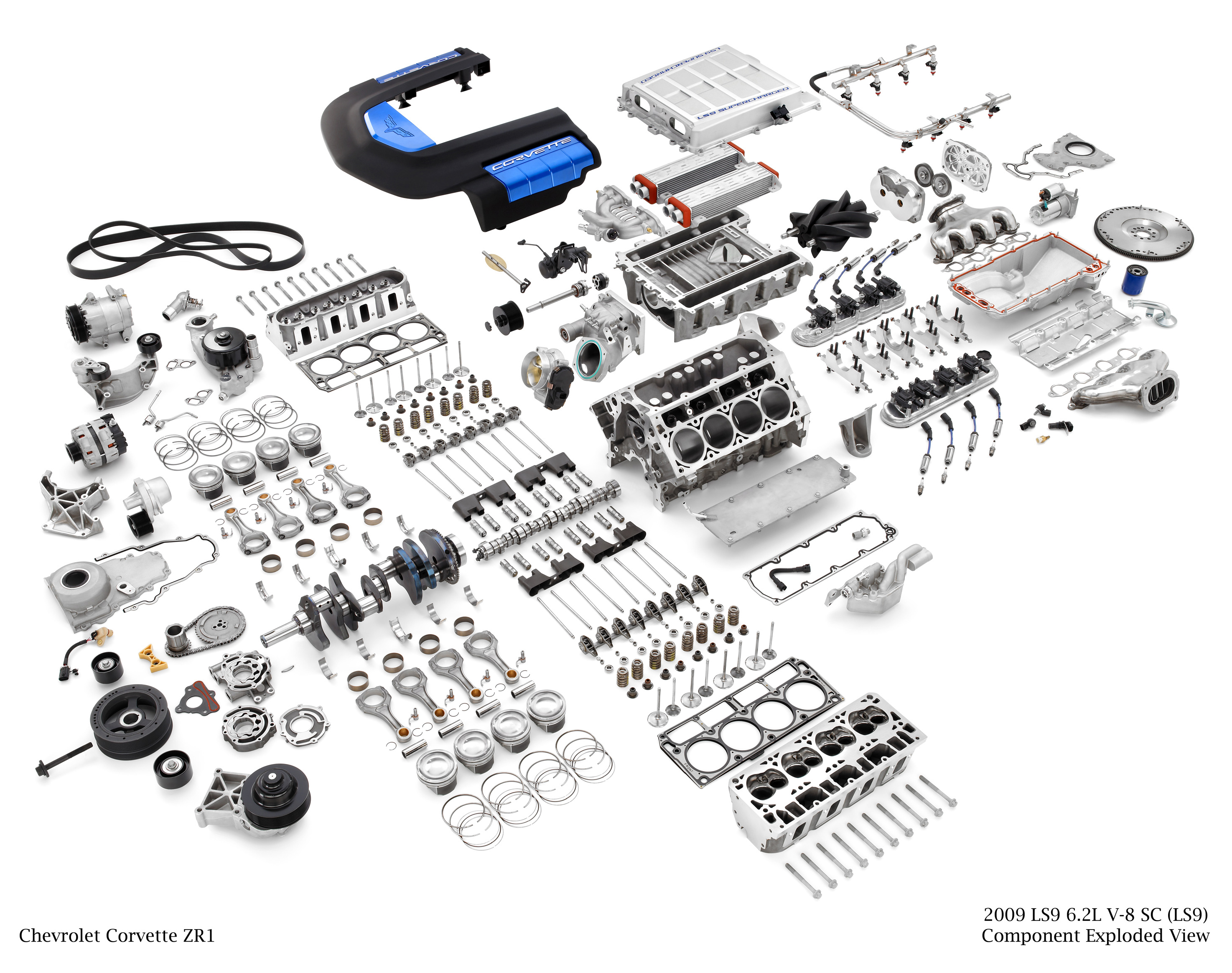 electronic components wallpaper
