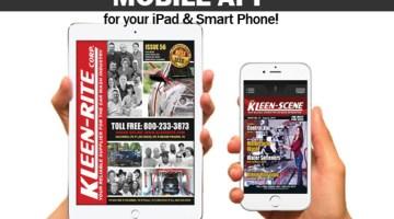 Mobile app/Kleen-rite