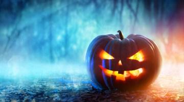 Halloween, jack-o-lantern