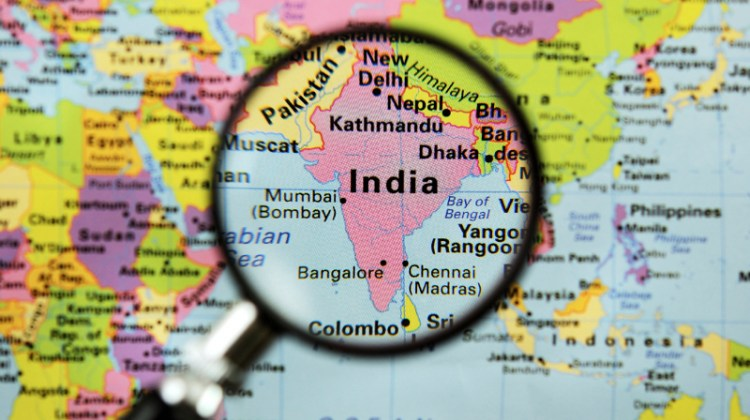 Map, Map of India