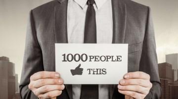 Facebook, social media, milestone, likes, social media marketing, Internet, online, networking, social networking, 1000