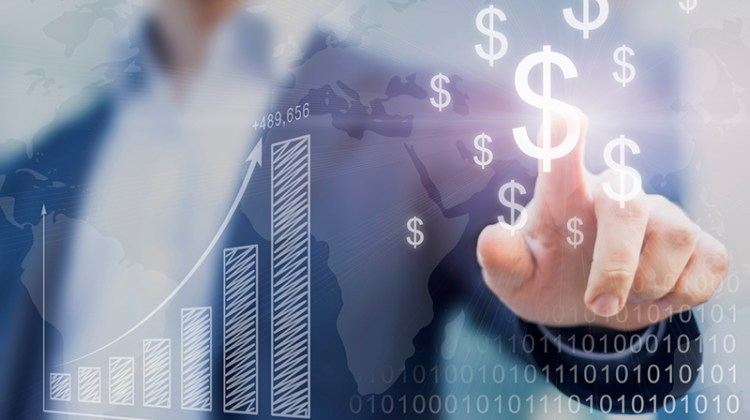 dollar sign, money, chart, graph, stocks, pricing, success, growth, pricing your services