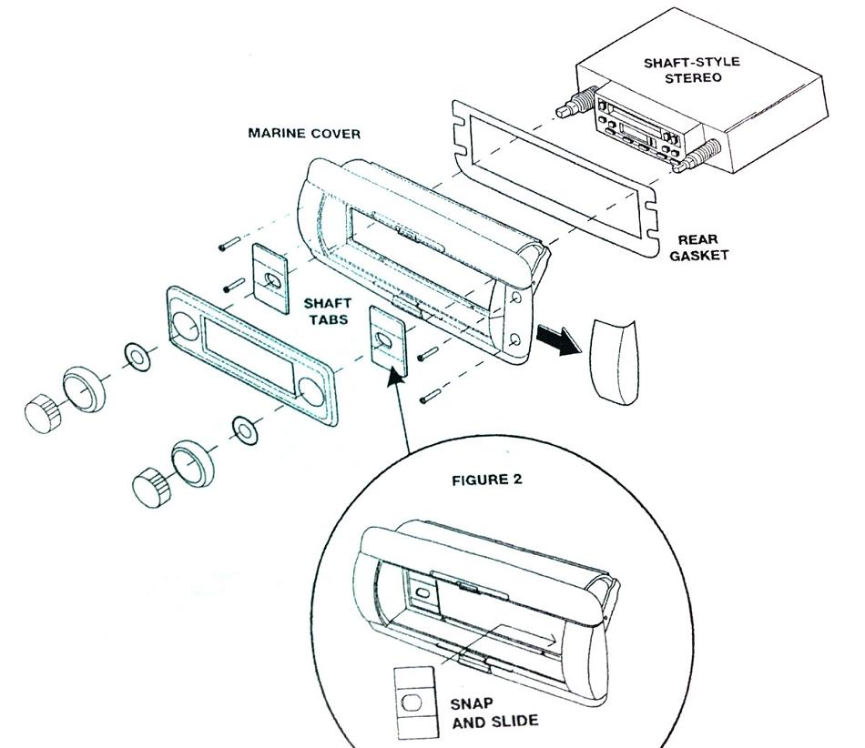 2003 silverado stereo install kit
