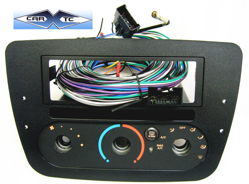 Ford Taurus (w/ Rotary Climate Controls) 2003 Single Din Radio