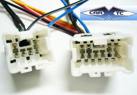 Infiniti QX4 99 1999 Car Stereo Wiring installation Harness - Radio