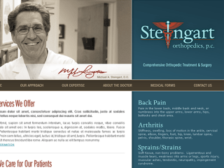 Steingart Orthopedics