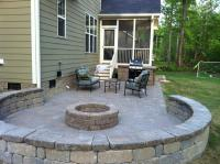 Patios & Retaining Walls - Cary Landscape Inc.