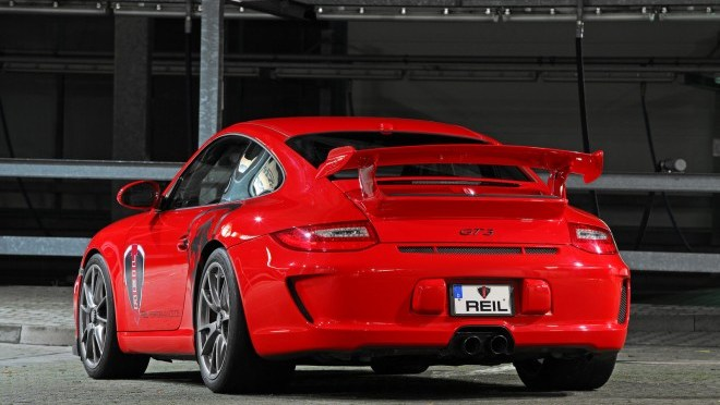 Porsche 911 GT3 tuned by REIL Performance
