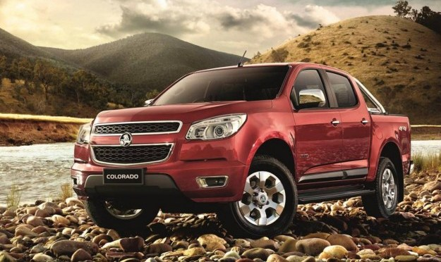 2012 Holden Colorado Short Review