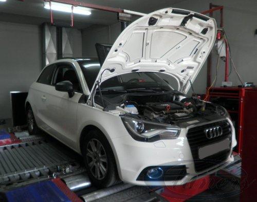 ECU Remap for Audi A1