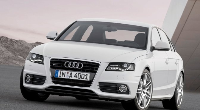 The Top 4 Audi Models For Business People Looking To Impress Clients