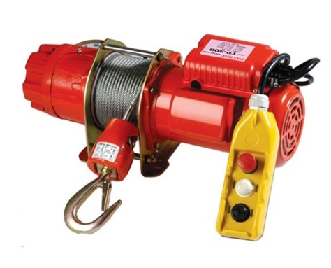 electric-winches
