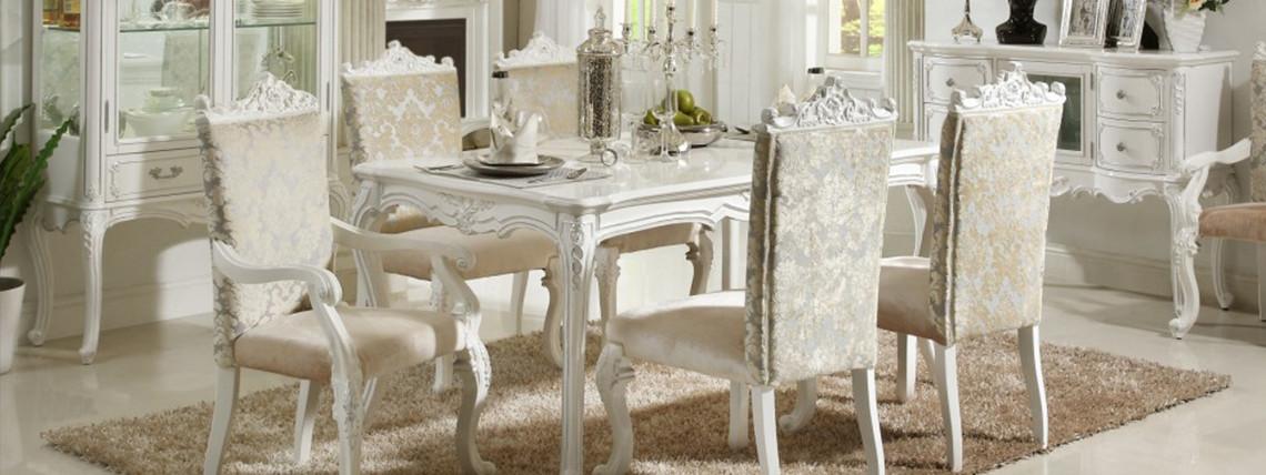 Casa-Padrinode - Luxus Barock Möbel - Barock Stühle Sessel - esszimmer barock