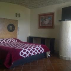 Suite with 1 queen bed