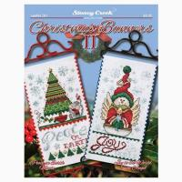 Christmas Banners II From Stoney Creek Collection - Cross ...