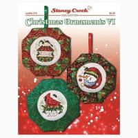 Christmas Ornaments VI From Stoney Creek Collection ...