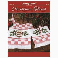 Christmas Towels From Stoney Creek Collection - Cross ...