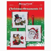 Christmas Ornaments II de Stoney Creek Collection ...