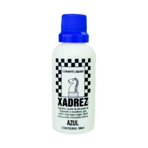 Corante Liquido Xadrez Sherwin Williams – Azul 50 ml