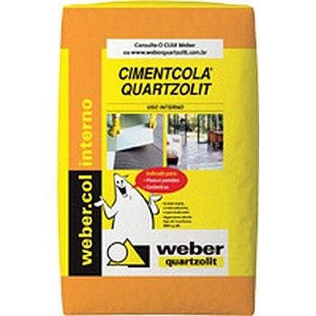 Argamassa Cimentcola Quartzolit – 5Kg