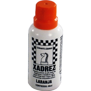 Corante Liquido Xadrez Sherwin Williams – Laranja 50 ml
