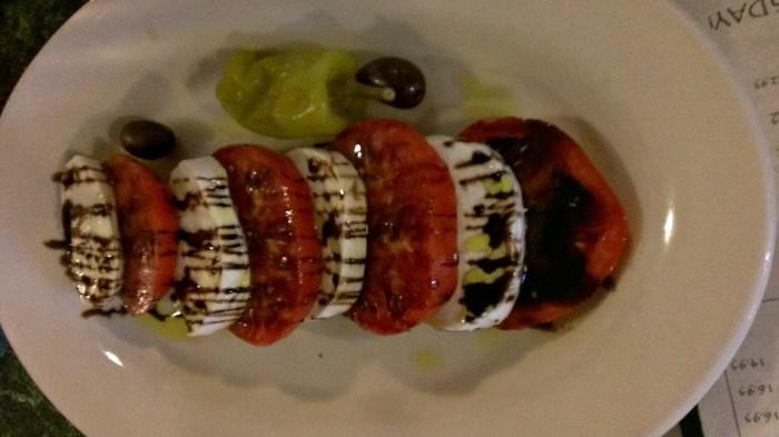 caprese salad --Stassi's Italian Grill