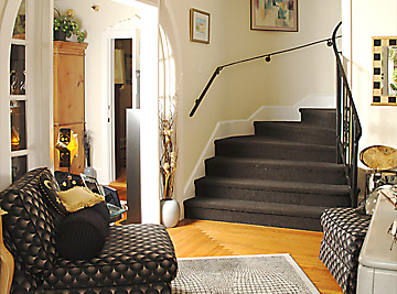 Foyer in Casa de Suenos
