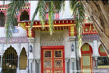 Villa Zorada's Exotic Architecture