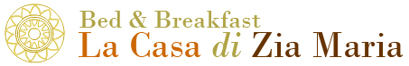 Casa di Zia Maria Bed & Breakfast Logo