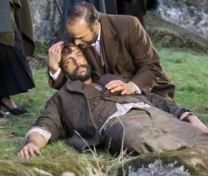 Il Segreto Francisca rapita con Sebastian