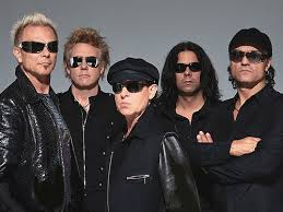 Scorpions concerti in Italia