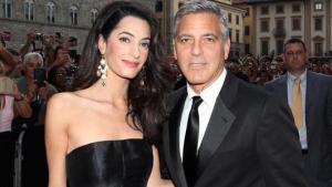 George Clooney e Almal