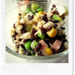 Ricette veloci: insalata di orzo e riso venere