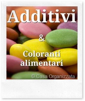 Una App interessante: Additivi e coloranti alimentari