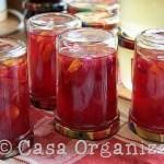 Come sterilizzare vasi di vetro per marmellate e conserve