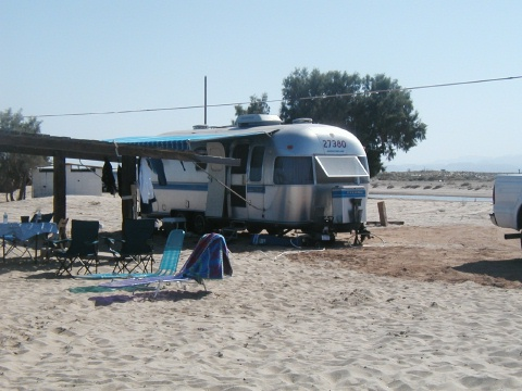 South of San Felipe, MX