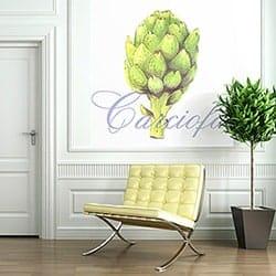 Casart coverings Artichaut Room View