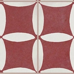 Casart coverings Red & White Hahah_wallcovering_MoRockAnSoulCollection_3