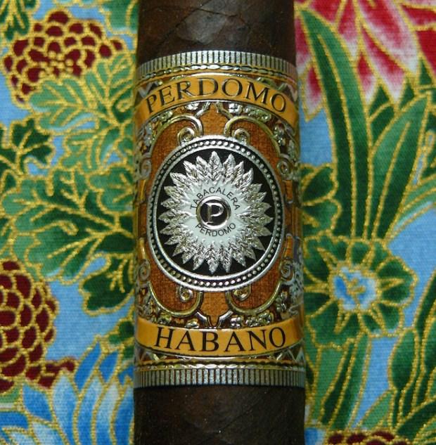 Perdomo Habano Bourbon Barrel Aged Maduro